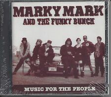"""MARKY MARK & THE FUNKY BUNCH  """"Music For The People""""  NEW SEALED CD (Jul-1991)"""