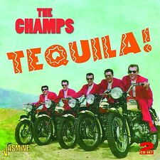 THE CHAMPS - TEQUILA 2 CD NEU
