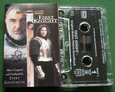 First Knight OST Jerry Goldsmith Abs Excellent Condition Cassette Tape - TESTED