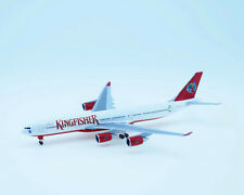 Herpa Wings 527217 - 1:500: Kingfisher Airlines Airbus A340-500 - NEU + OVP