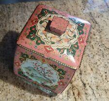 The Metal Box Company Cookie/Tea Tin 1952