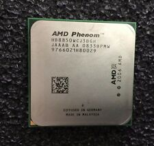 AMD Phenom X3 8850 Toliman 2.5GHz Triple-Core Socket AM2+ 95W CPU HD8850WCJ3BGH