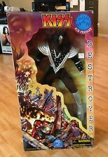 """KISS dolls 24"""" * ACE FREHLEY * """" Destroyer Limited Edition 1998'"""