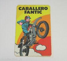 ADESIVO MOTO originale anni '80 /Old Sticker FANTIC MOTOR CABALLERO (cm 6 x 10 )