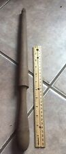 Vintage Primitive Style Wood Meat / Fruit Stuffer , Cone Shaped Country Tool