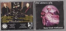 THE STEAM PIG - DEEP FRIED OBEDIENCE CD IRELAND METAL RULES RARE