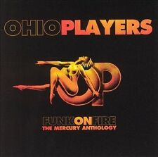 Funk on Fire: The Mercury Anthology by Ohio Players  2 CD set