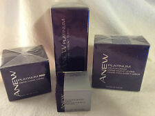 Avon Anew Platinum 4-Piece Set - New/Sealed in Box!!