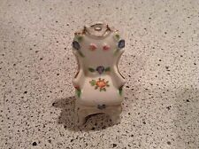 Vintage Occupied Japan Chair Ornament or Figurine