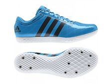 adidas Adizero High Jump Flow Size 14 Blue RRP £150 BNIB D67174 ONE PAIR ONLY