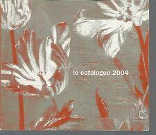Le Catalogue 2004 Harmonia Mundi (CD Catalogue) In French PB