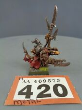 Warhammer Age of Sigmar - Skaven Warlock Engineer 420