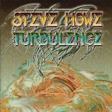 Steve Howe - Turbulence (CD, Jul-1991, Relativity Records)