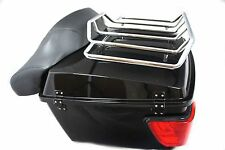 Mutazu Harley Style King Size Tour pak for Touring Road King Electra Glide