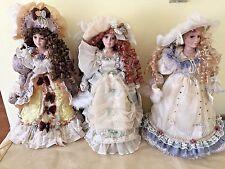 Duck House Heirloom Porcelain Dolls (3)