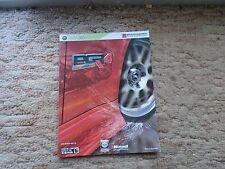 Project Gotham Racing 4 Official Strategy Guide For XBOX 360 Bradygames