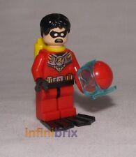 LEGO Scuba Robin da Set 76027 BLACK MANTA Deep Sea sciopero SUPER hereos sh161