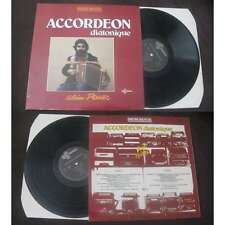 ALAIN PENNEC - Accordeon Diatonique LP French Folk Arfolk NM