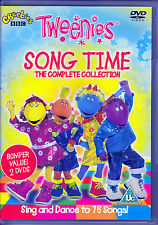 Tweenies Song Time - The Complete Collection 2-Discs UK R2 DVD