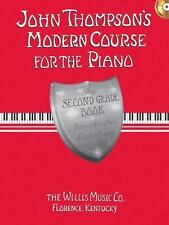 John Thompson's Modern Course for the Piano - Second Grade Book/Audio: Second