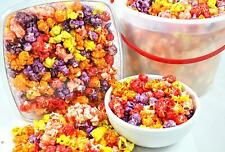 "Gourmet Candy Coated Popcorn by Grandma Jack's  ""1.25 Gallon Bucket"""""
