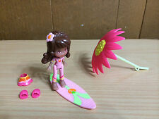 Strawberry Shortcake Orange Blossom Doll Sun-loving Beach Playset Accessory Lot