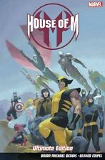 House of M - Ultimate Edition (Paperback), Brian Michael Bendis, . 9781846535826