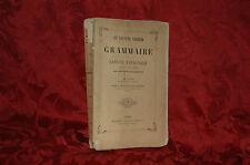 Libro Le Nouveau Sobrino Ou Grammaire Langue Spagnole Francisco Martinez 1864