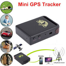 TK102B Mini SPY Vehicle GSM GPRS GPS Tracker Car Vehicle Tracking Locator Device