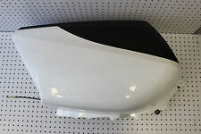 2012-2013 Honda Goldwing GL 1800 GL1800 Left Saddle Bag Luggage Case WHITE