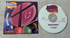 "CD AUDIO INT / JEFF DE MAREUIL ANATOMIC ""DANCE ATTITUDE DREAM""  CD 2T PROMO 3425"