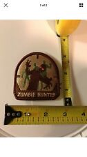 ZOMBIE HUNTER TACTICAL OUTBREAK US ARMY RESPONSE MULTICAM VELCRO® BRAND PATCH