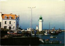 CPM BELLE-ILE-EN-MER - Le Port de Sauzon (217004)
