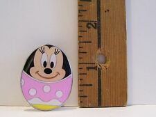 WALT DISNEY HKDL EGG MINNIE MOUSE 2016 TRADING PIN