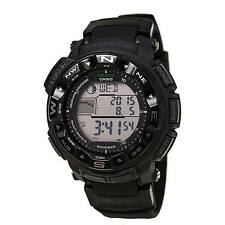 Casio PRW2500-1 Mens Pro Trek Tough Solar Power Chronograph Watch NEW