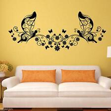 Removable Home Living Room DIY Mural Butterfly Wall Sticker Vinyl Art Decal