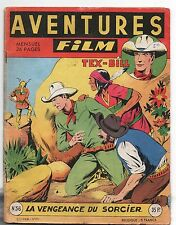 AVENTURES FILM n°56 - Artima 1956