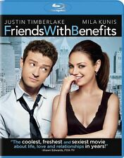 NEW Friends with Benefits (Blu-ray + UltraViolet)