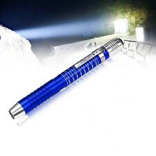 Super Bright Waterproof 1000 Lumens Led Flashlight Torch Pocket Penlight Pen