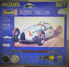 MAQUETTE 1/32 REVELL AUTO UNION IDEAL POUR SCRATCH SLOT RACING
