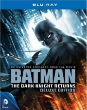Batman: The Dark Knight Returns [Delu (2013, REGION A Blu-ray New) BLU-RAY/WS/UV