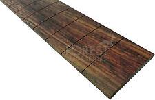 """Indian rosewood  guitar fretboard, 24.75"""" Gibson 12"""" radius- diapasón"""