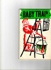 BABY TRAIN / CATALOGUE  HO J. PERRIN - décors, wagon, locos, batiments, voiture