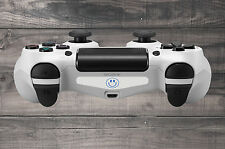 White Smiley Face Playstation 4 (PS4) Light Bar Decal Sticker | Pack of 3