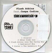 (AB37) Flash Atkins, The Sweetshop - DJ CD