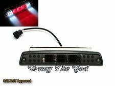 Ram 2500 3500 1994-2002 Rear Tail 3 Third Brake Light Full LED Smoke for Dodge