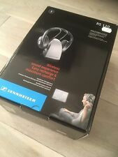 Sennheiser RS 120 Over the Head Wireless Headphones - Black