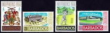 BARBADOS 1966 Independence 4v set MNH @S4439
