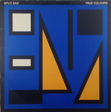 "12"" LP - Split Enz - True Colours - k1803 - washed & cleaned"