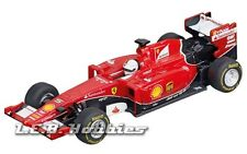 "Carrera GO!!! Ferrari SF15-T Sebastian Vettel, ""No.5"" 1/43 analog slot car 64056"